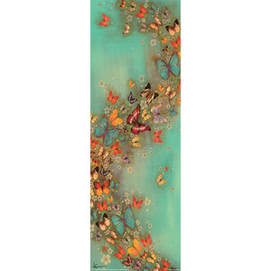 MCPP60243 Lily Greenwood (Chinese Green) (31x91cm)