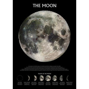 PP0432 더 문(The Moon)(61x91)